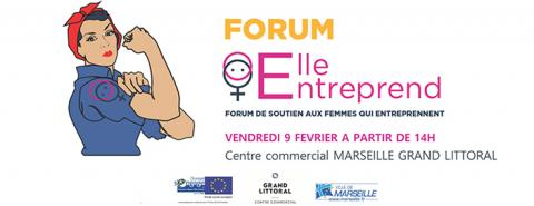 Forum Elle Entreprend en Grand